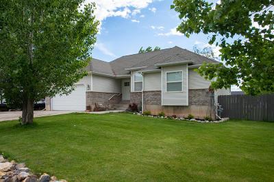 Enoch Single Family Home For Sale: 4695 N Santa Fe Trail