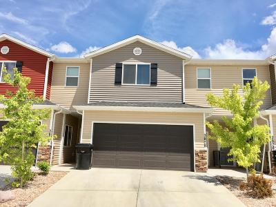 Cedar City Condo/Townhouse For Sale: 3028 N 275 E