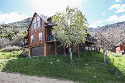 Cedar City Single Family Home For Sale: 2215 S High Mountain View Dr