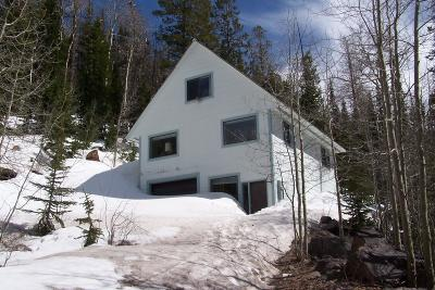 Brian Head Single Family Home For Sale: 235 E Snow Shoe