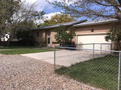 Parowan Single Family Home Accepting Backup Offers: 571 N 250 E