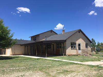 Cedar City Single Family Home For Sale: 3312 W 1600 N