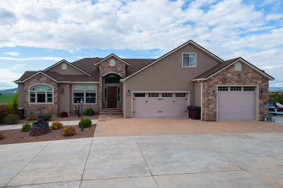 Cedar City Single Family Home For Sale: 959 S Panorama Dr