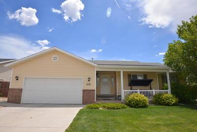 Cedar City Single Family Home For Sale: 4121 W 250 N