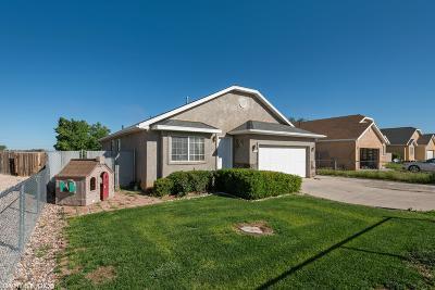 Cedar City Single Family Home Accepting Backup Offers: 1455 N Cedar Blvd N