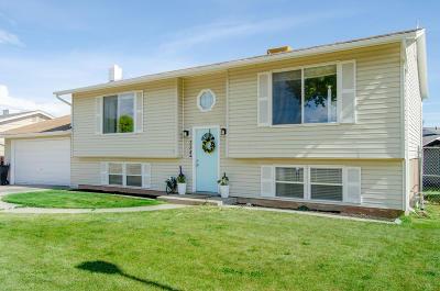 Cedar City UT Single Family Home For Sale: $244,900