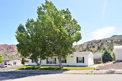 Cedar City Single Family Home For Sale: 394 N Highland Dr