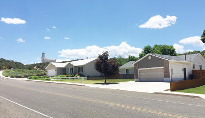 Cedar City Single Family Home For Sale: 16 S Cove Dr
