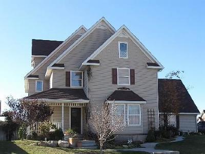 Cedar City Single Family Home For Sale: 714 S Ridge Rd