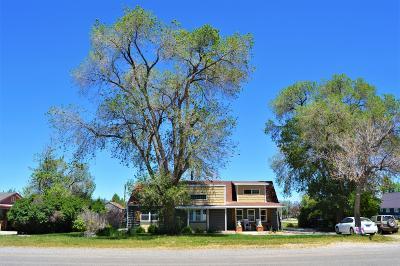 Parowan Single Family Home For Sale: 93 E 400 N