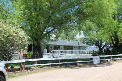 Parowan Single Family Home For Sale: 1268 W 200 N
