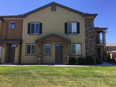Cedar City Condo/Townhouse For Sale: 1177 N Northfield