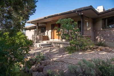 New Harmony Single Family Home For Sale: 1195 700 E