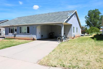 Cedar City Single Family Home For Sale: 1160 W 475 S