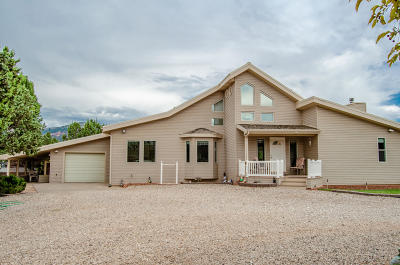 New Harmony Single Family Home For Sale: 2448 E Hwy 144 N