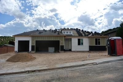 Cedar City Single Family Home For Sale: 335 S 3450 W