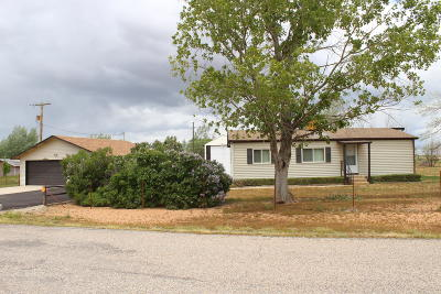 Cedar City Single Family Home For Sale: 5124 W 3400 S