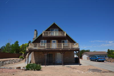 Cedar City UT Single Family Home For Sale: $227,000