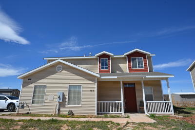 Cedar City Single Family Home Accepting Backup Offers: 109 N 4200 W
