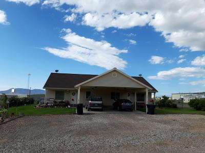 Parowan Multi Family Home For Sale: 580 W 400 N