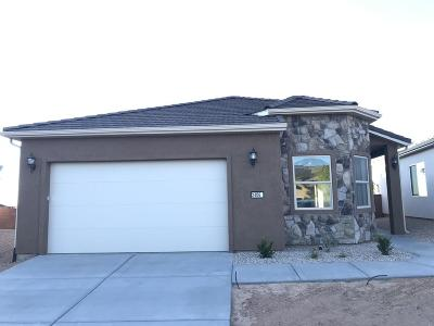 Cedar City Single Family Home For Sale: 2416 W Clubhouse Loop