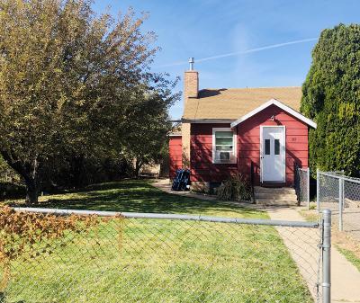 Cedar City Single Family Home For Sale: 365 N 400 W