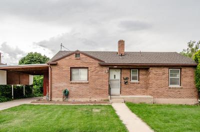 Cedar City Multi Family Home For Sale: 366 Dewey Ave
