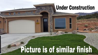 Cedar City Condo/Townhouse For Sale: 1315 W 1650 South Street