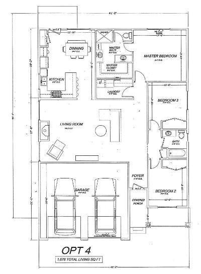 Cedar City Single Family Home For Sale: Lot. 6 Block 10 Sunrise Avenue