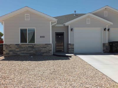 Cedar City UT Condo/Townhouse For Sale: $198,000
