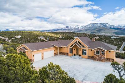 Cedar City UT Single Family Home For Sale: $875,000