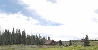 Brian Head Single Family Home For Sale: 2978 S Lodge Lake Cir