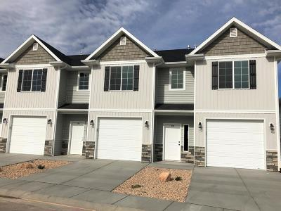 Cedar City UT Condo/Townhouse For Sale: $173,900