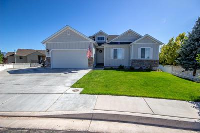 Cedar City UT Single Family Home For Sale: $399,990