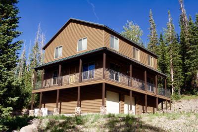 Brian Head Single Family Home For Sale: 426 E Trail Rd