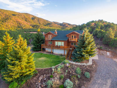 Parowan Single Family Home For Sale: 968 S 1650 W