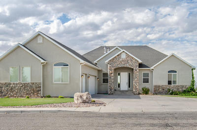 Cedar City UT Single Family Home For Sale: $459,900