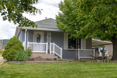 Parowan Single Family Home For Sale: 156 N 200 East