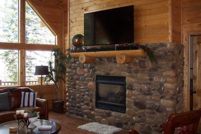 Brian Head Single Family Home For Sale: 1231 N Aspen Dr