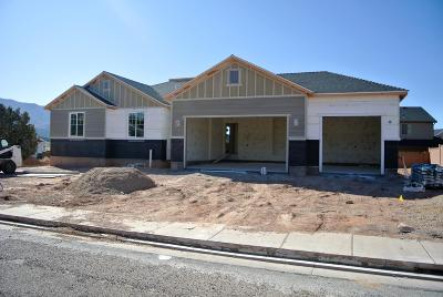 Cedar City UT Single Family Home For Sale: $339,900