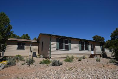 Cedar City UT Single Family Home For Sale: $279,900