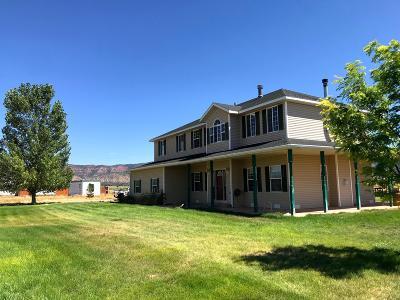 Parowan Single Family Home For Sale: 516 E 3000 N