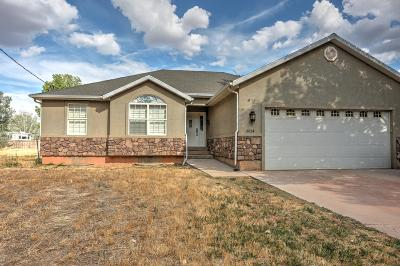 Cedar City UT Single Family Home For Sale: $264,900