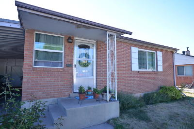 Cedar City UT Single Family Home For Sale: $219,900