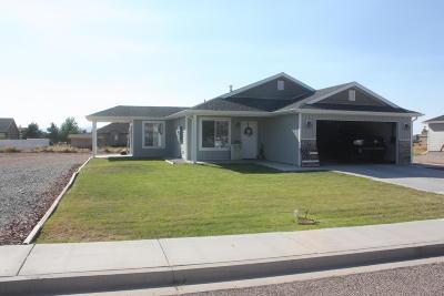 Cedar City UT Single Family Home For Sale: $260,000