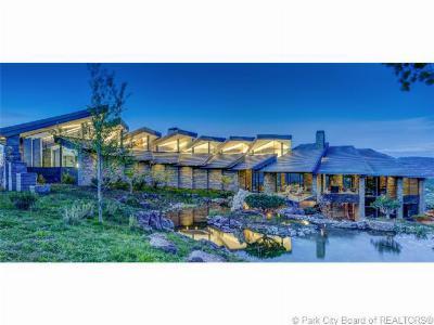Single Family Home For Sale: 3853 E Rockport Ridge
