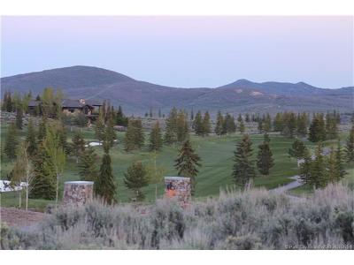 Promontory Area, Glenwild Residential Lots & Land For Sale: 765 Hollyhock Street