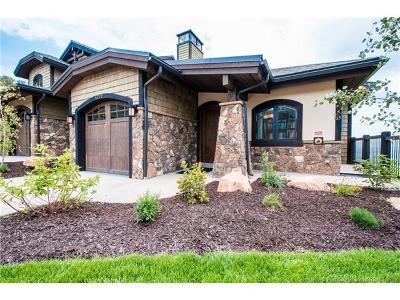 Park City Condo/Townhouse For Sale: 4228 Fairway Lane #E-4
