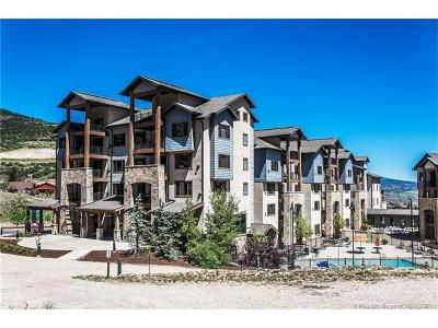 Park City Condo/Townhouse For Sale: 2669 Canyons Resort Drive #305