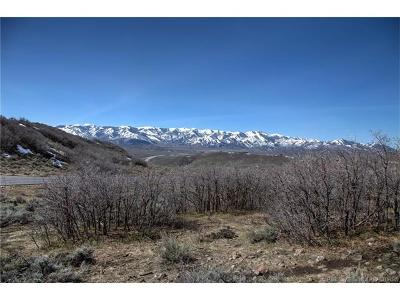 Park City Residential Lots & Land For Sale: 2647 E Canyon Gate Road